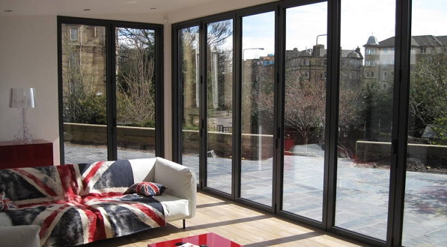 Furniture Colour And Options For Bifolding Doors